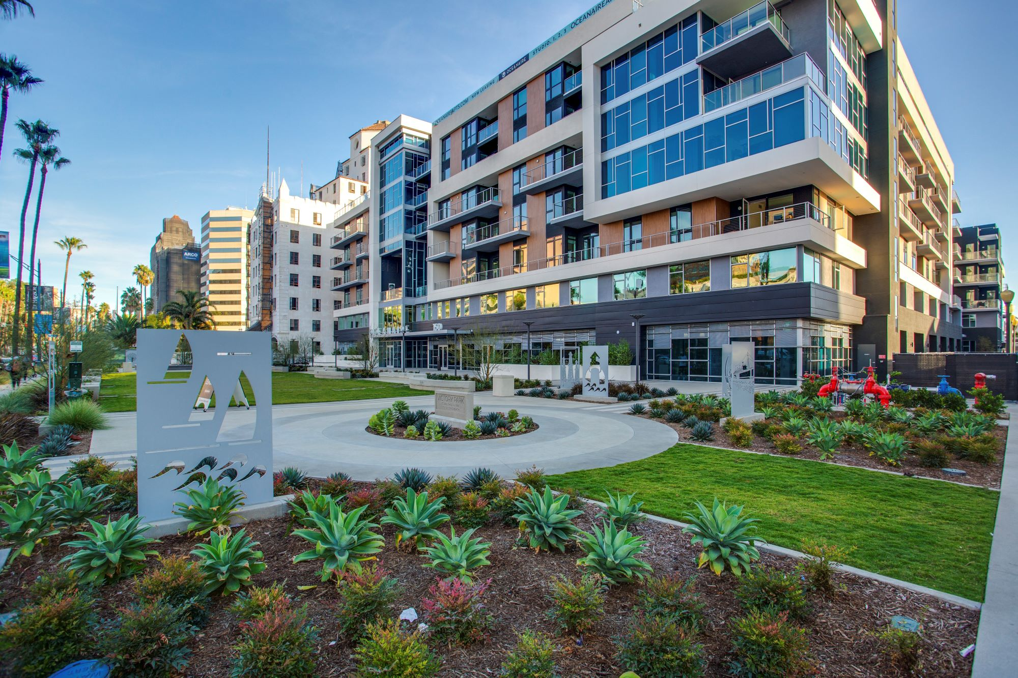Oceanaire Brand New Downtown Long Beach Apartments For Rent